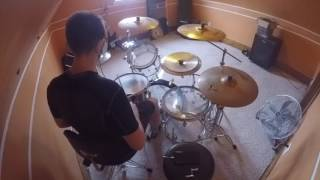 Wanting More - Memphis May Fire DRUM COVER
