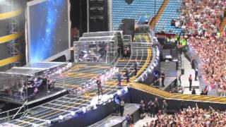 Take That - Rule The World - Progress Live Tour - Villa Park, Birmingham - 27/6/2011