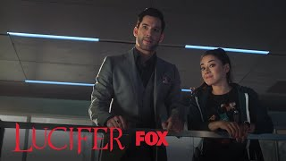 Lucifer Thinks Marcus Is Coming Between Him & Chloe | Season 3 Ep. 18 | LUCIFER