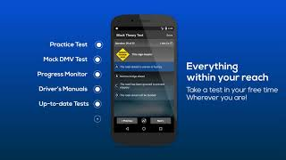 Drivers Ed. Free DMV Permit Practice Test App
