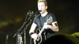 Nickelback - When We Stand Together LIVE Austin 4/4/15