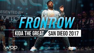 Kida The Great | Headbangerz Brawl Judge Showcase | World of Dance San Diego 2017 | #WODSD17