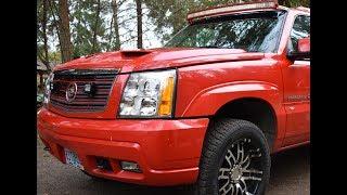 2002 Cadillac Escalade HEADLIGHT Replacement