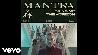 Bring Me The Horizon - MANTRA (Official Audio)