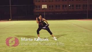 ŁOBUZY - PUPY - 2016 Salsation Choreography by Martha