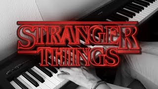 Stranger Things - Opening Theme - Piano Cover