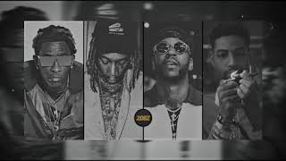 Young Thug, 2 Chainz, Wiz Khalifa & PnB Rock - Gang Up (Audio)