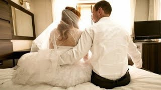 لن تصدق ماذا فعل الزوج مع زوجته في ليلة الدخلة