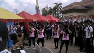 Cover Dance JKT48 Heavy Rotation @DS Fying Get Bandar Lampung