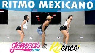 Ritmo Mexicano - MC GW | Coreografia KDence (Gêmeas.com)