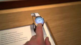 Hands-on with Huawei Watch Jewel and Elegant