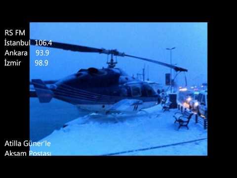 Boğazda mucize inişi yapan helikopter pilotu o anı anlattı  - RS FM
