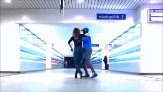 Vitor Mendes & Ivona :: Kizomba Prague - The meeting (Kizomba New style dance show) 2015