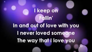Alicia Keys -  Fallin' Lyrics