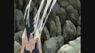 Sasuke vs Itachi shippuden