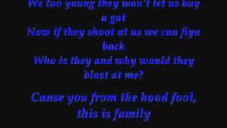 SPM-Real Gangster    -Lyrics