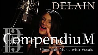Delain - Stardust | Vocal and Orchestral Cover By CompendiuM Feat. Victoria K