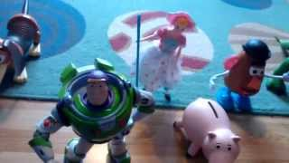 Live Action Toy Story 2 - Official Sneak Preview