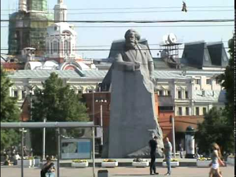 Moscow downtown scenery, Russia – June 02, 2011 (Part 2/2)