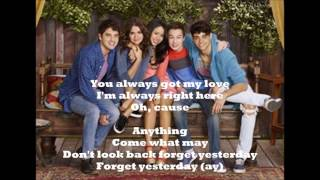 Where You Belong Kari kimmel (The Fosters)  Lyric Video