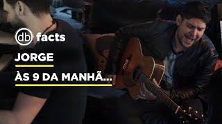Vip Facts - Jorge em 'Cantada' no Studio Vip