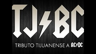 AC/DC - TNT (cover by) TJ/BC @ Rouge 2020 (Tijuana)