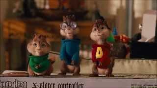 Alvin And The Chipmunks 4 2016 Big Time Rush- 24-seven (Official Music Video)