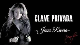 Jenni Rivera - Clave Privada (1969-Siempre: En Vivo Desde Monterrey Parte 1)