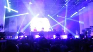 Sziget 12 Dirtyphonics LIVE