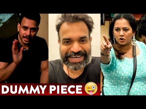Dummy Piece எல்லாம் Biggboss விட்டு போகட்டும் 😂🔥 - Bharath | Premji | Sathish | BB4 | Tamil news