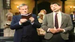 Mr. Bean - aleluia!