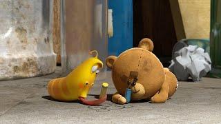 LARVA | BEST FRIEND TEDDY | Cartoon Movie | Videos For Kids | Larva Cartoon | LARVA Official