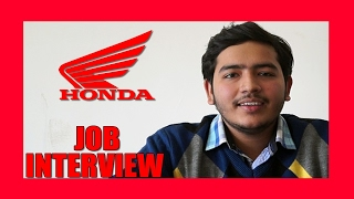 Mechanical Engineering Job Interview Video