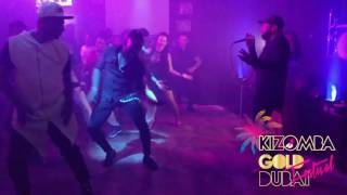 Viva angola party - Kizomba GOLD Dubai Festival (RePlay) 2017