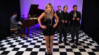 Grenade - Vintage '60s Style Bruno Mars Cover ft. Brielle