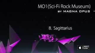 "Magna Opus - MO1 ""Sci-Fi Rock Museum"" [HUGE Data into Blue globe] #Fanksfes"