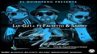 Lui-G + 21 Ft Falsetto & Sammy - Con Una Nota (Prod.By Segui El Cirujano)