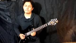 Eric Clapton - Pilgrim Guitar Solo by Eric Vera