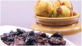Nimbu Ka Achar - Sanjeev Kapoor - Khana Khazana