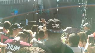 Rich Chigga - Working For It (Live Remix) at Middlelands 2017 Castle Northwoods Day 2