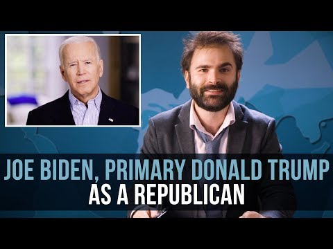 Joe Biden, Primary Donald Trump As A Republican - SOME MORE NEWS