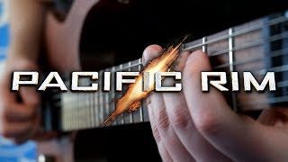 Pacific Rim Theme on Guitar