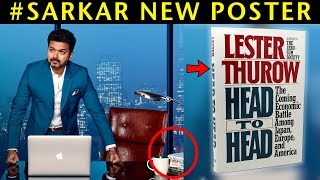 Sarkar New look Break Downs | Hidden secrets of Sarkar | IBC Tamil