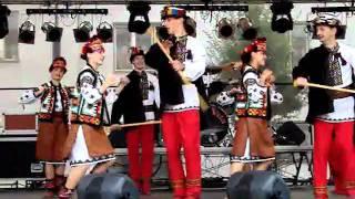 Folklorní soubor ze Slovinska