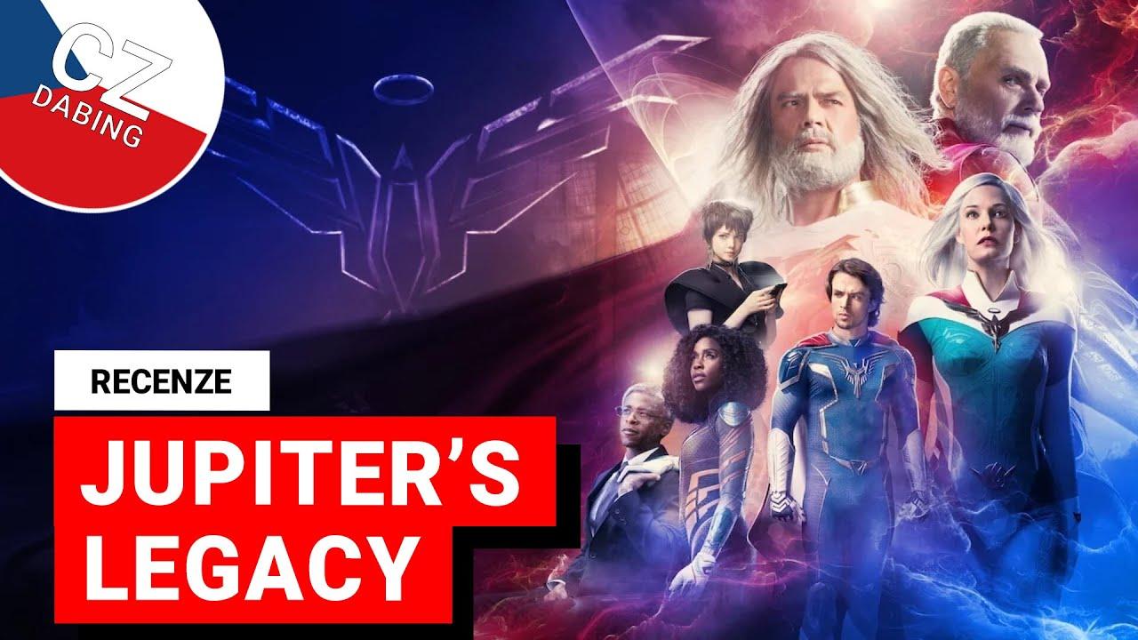 RECENZE: Je Jupiter's Legacy novou Umbrella Academy, nebo zklamáním?