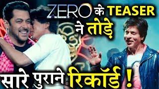 Zero Teaser Breaks All Previous Record on Social Media width=