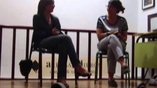 Claudia Apablaza en Arrebato Libros de Madrid