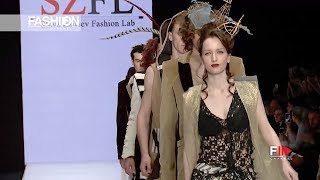 SLAVA ZAITSEV s Fashion Laboratory Fall 2017 Moscow - Fashion Channel