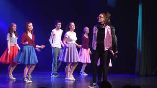 HRHS Dance Show 2016 - 42 Grease