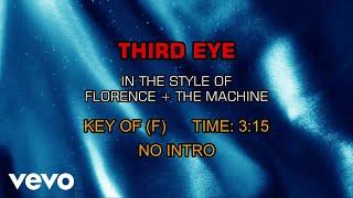 Florence + The Machine - Third Eye (Karaoke)